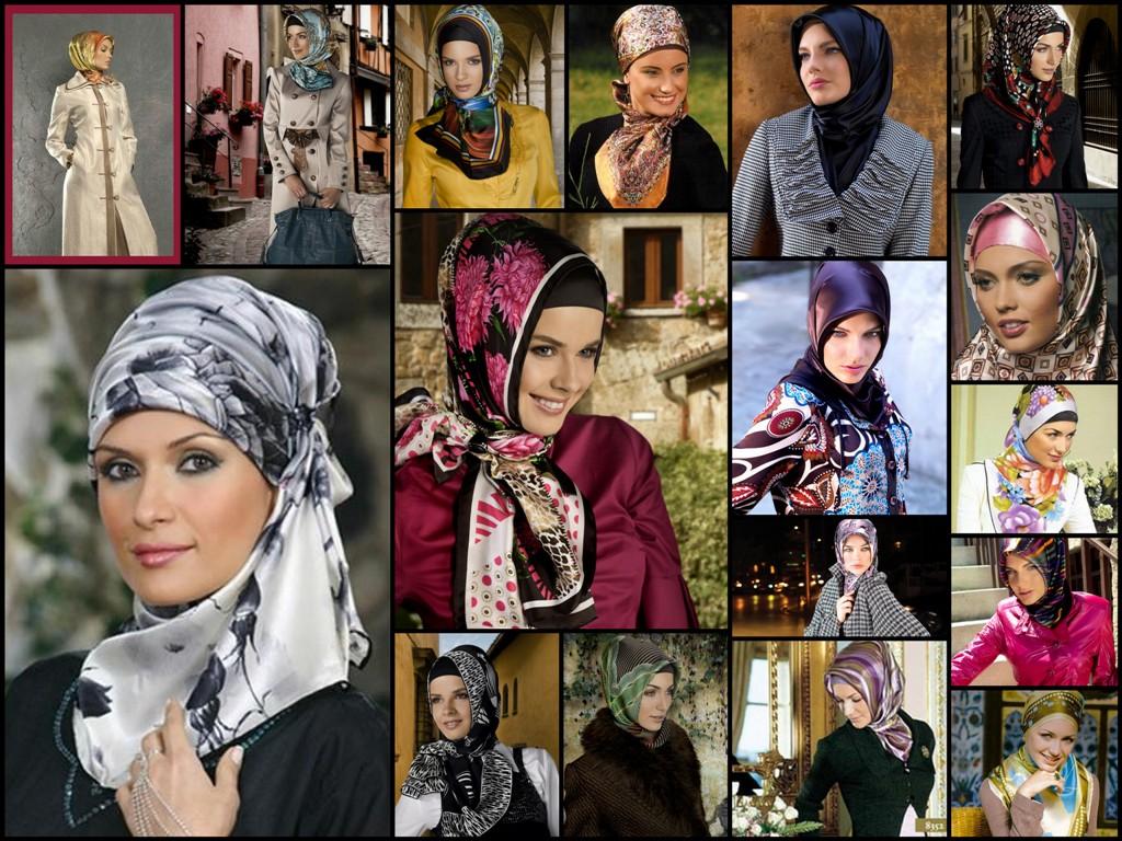 comment mettre le hijab le foulard turque le guide du. Black Bedroom Furniture Sets. Home Design Ideas